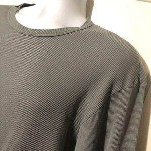 Dolce & Gabbana Shirt Sz 52 XL Short Sleeve Italy